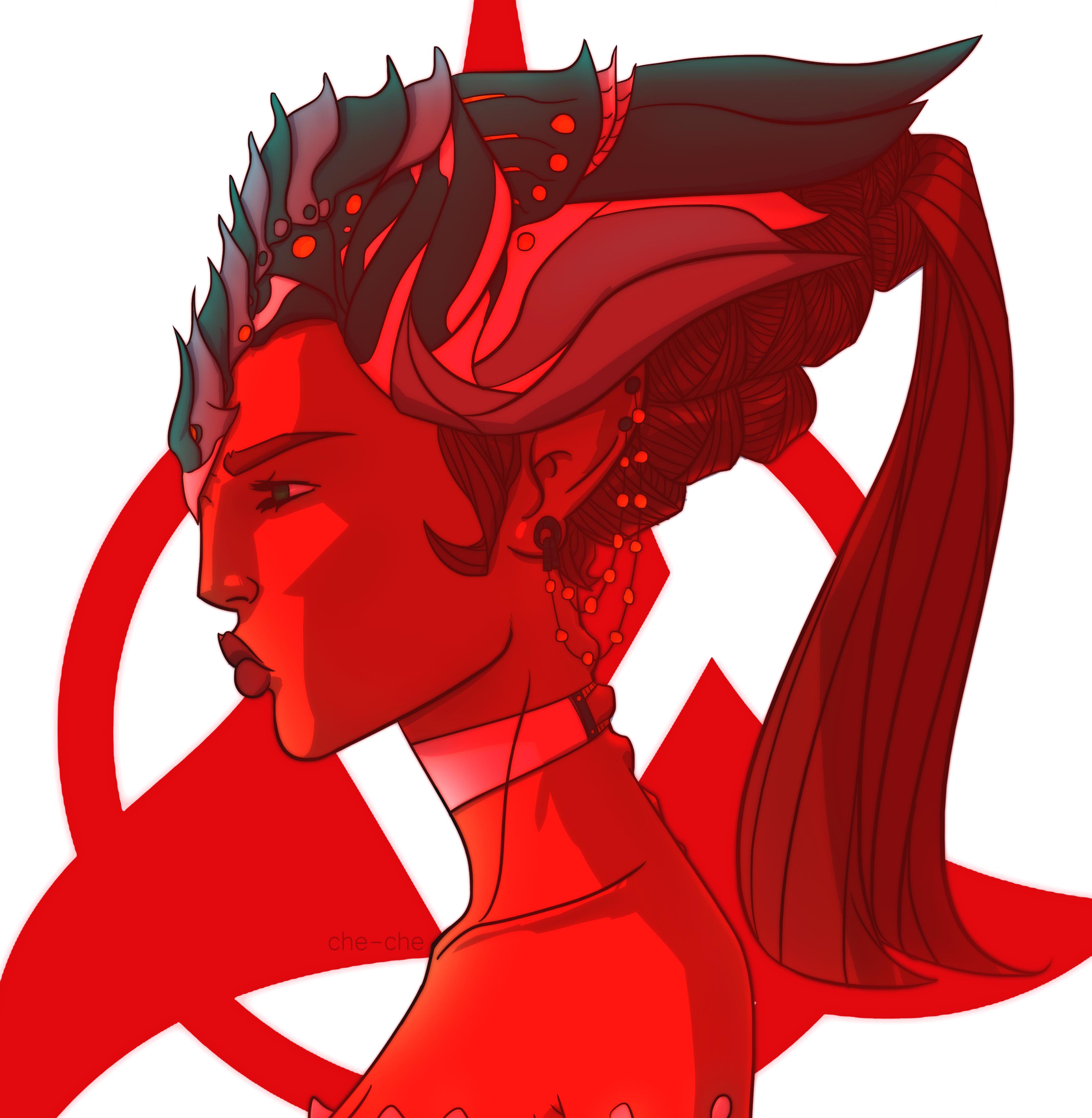 Klingon Royalty