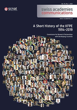 A Short History of the KFPE 1994-2019.jp