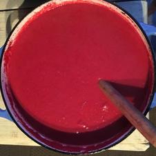 Fennel Beet Soup