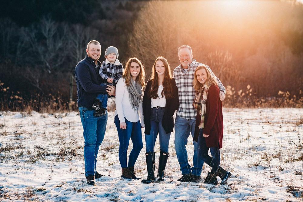 Catskills Family Photos
