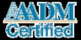 AAADM Certified Logo