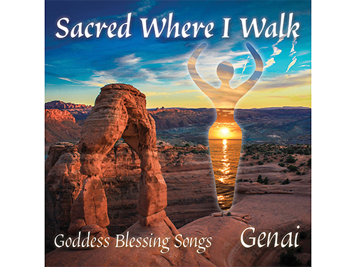 Sacred Where I Walk Album Artwork