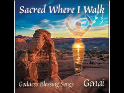 Sacred Where I Walk Album Artwork