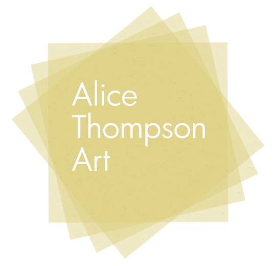 Alice Thompson Art Logo