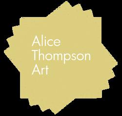 Alice Thompson Art Logo