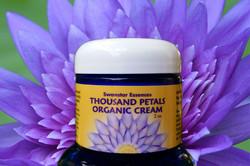 Thousand Petals Organic Cream