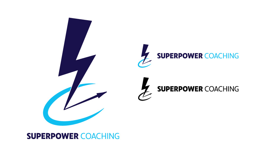 Superpower Coaching Logo
