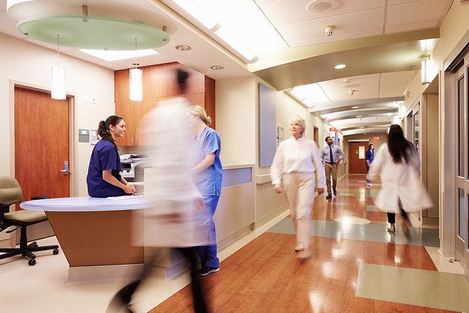 Outpatients improvement