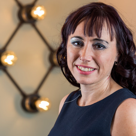 Five Minutes With.. Vanessa Andreoli-Cooper