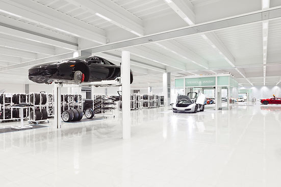 An industry-leading British automotive manufacturer responsible for producing top-of-the-range supercars approached Develop Consulting to assist with its inefficient logistics operation within the production facilities.
