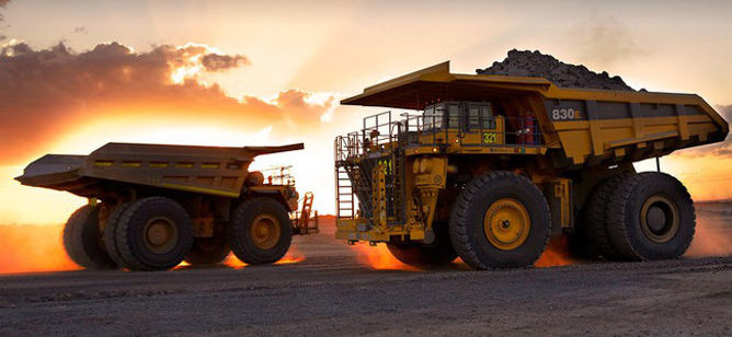 Reducing Haul Truck Service Times