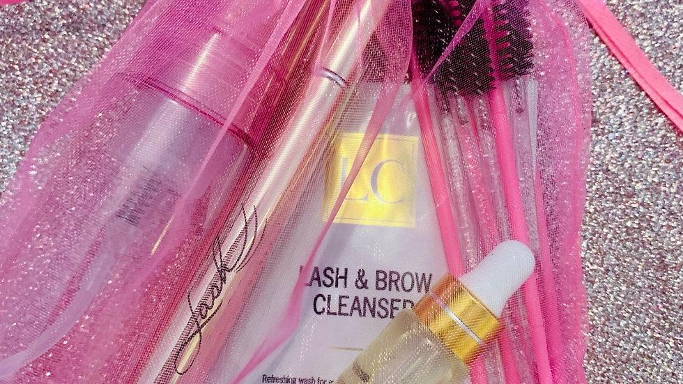 Lash & Brow Cleansing and Growth Repair Kit