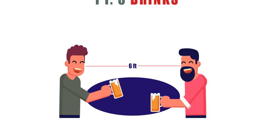 Quarantine Life Pt. 5: Drinks