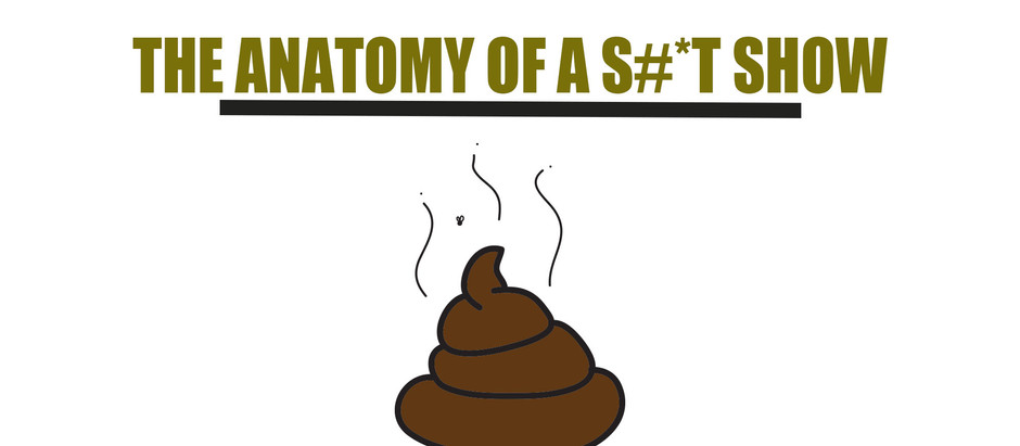 Anatomy of a S#*t Show