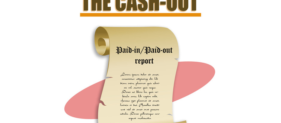 The Cash-Out