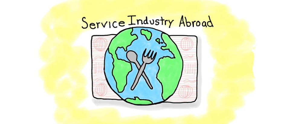 Service Industry Abroad