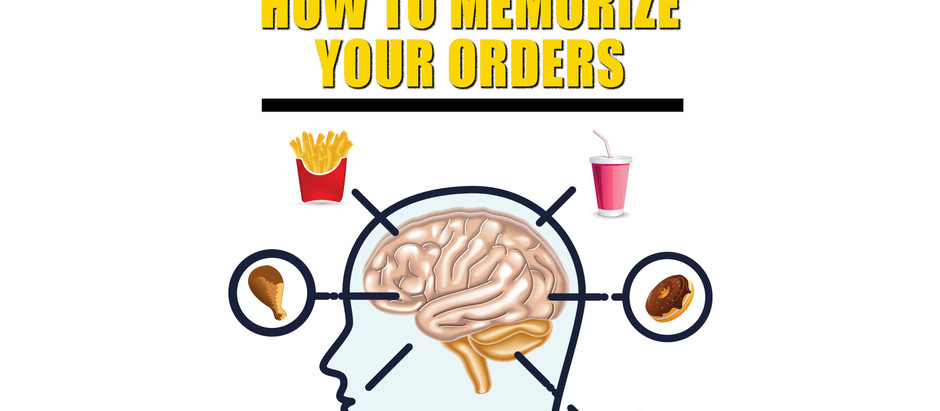 How to Memorize Your Orders