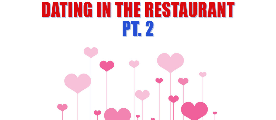 Dating in The Restaurant