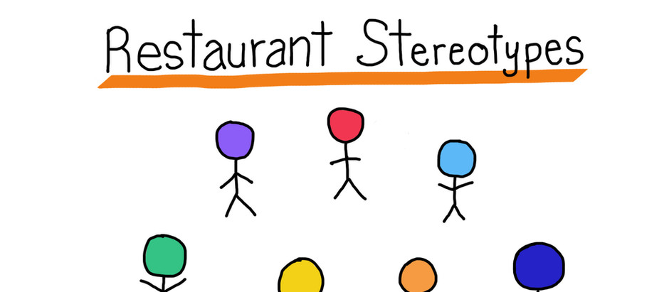 Restaurant Stereotypes