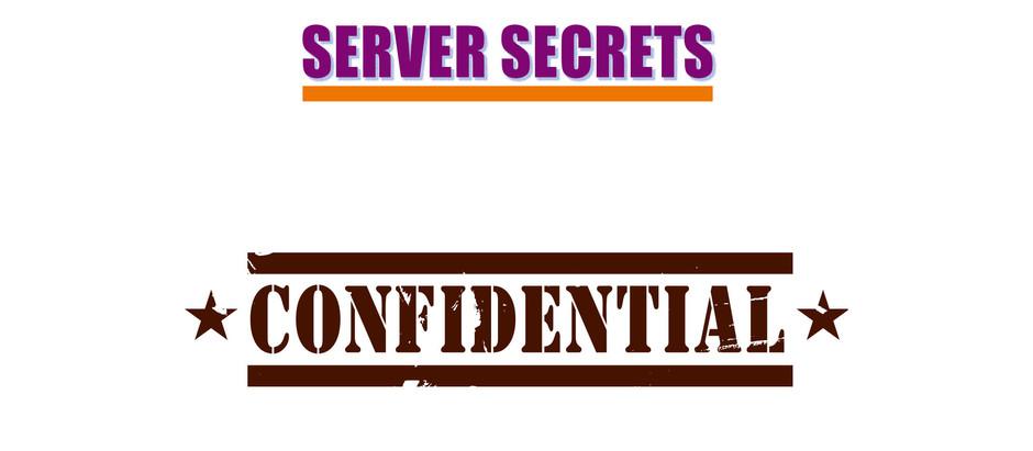 Server Secrets