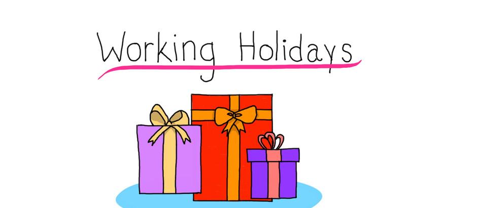 Working Holidays