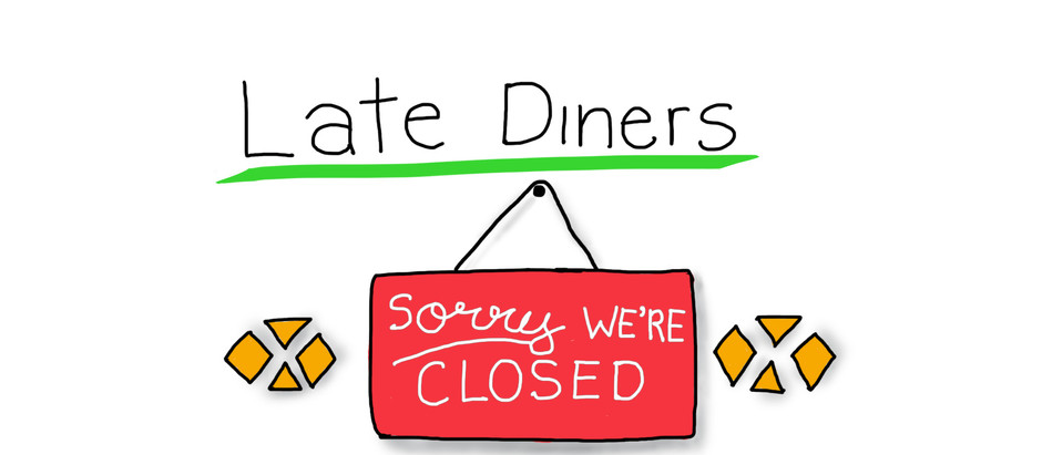 Late Diners