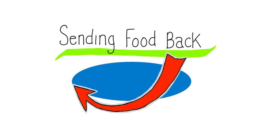 Sending Food Back
