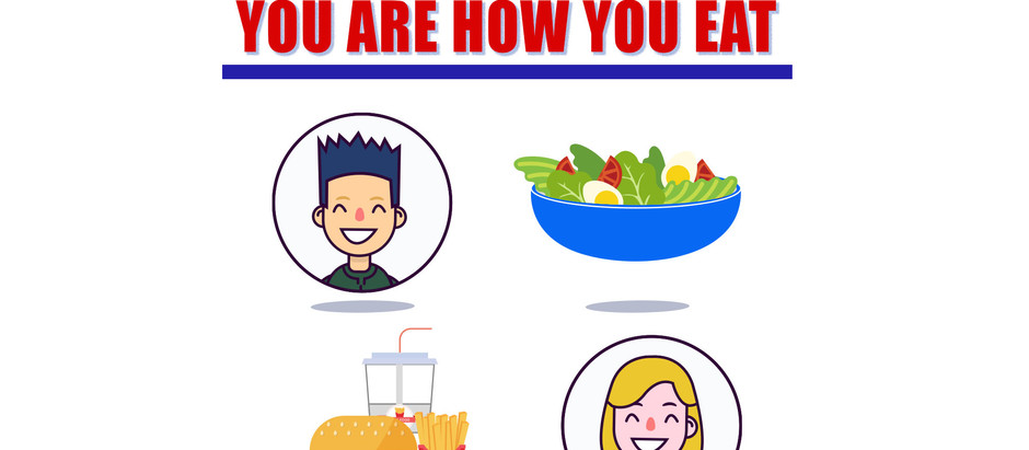 You Are How You Eat