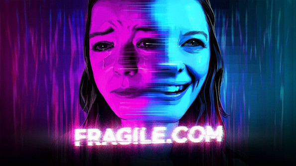 Alison Hammersley's short Fragile.Com