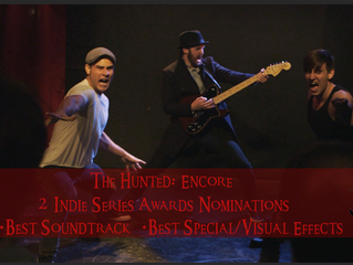 The Hunted: Encore gets 2 ISA Nominations (Including best soundtrack)
