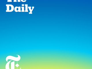 """Music featured on NYtimes """"The Daily"""""""