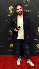 Marcus won an Emmy!