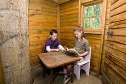 Cabin Reading