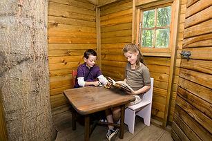 Cabin Lesen