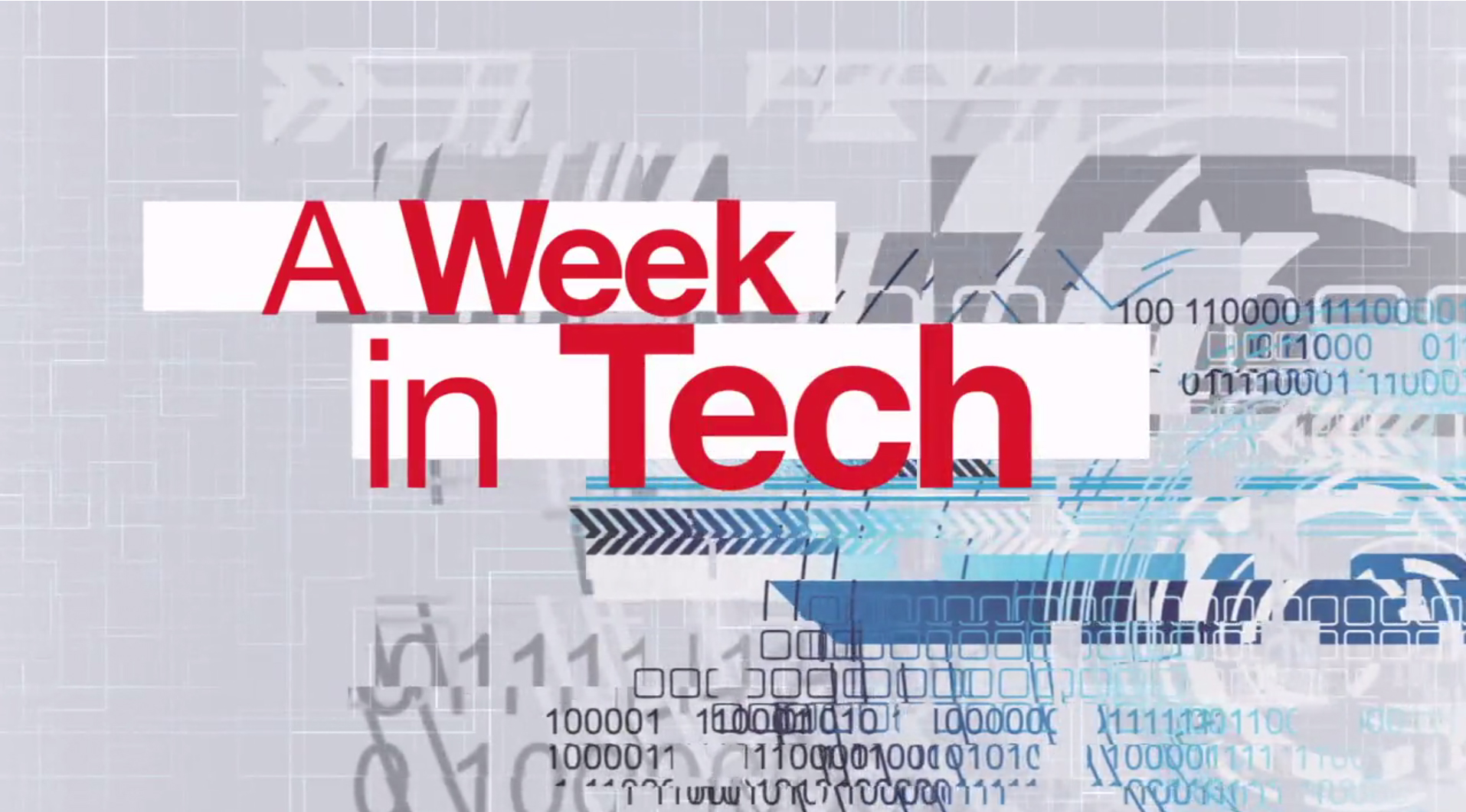 BBC A Week in Tech