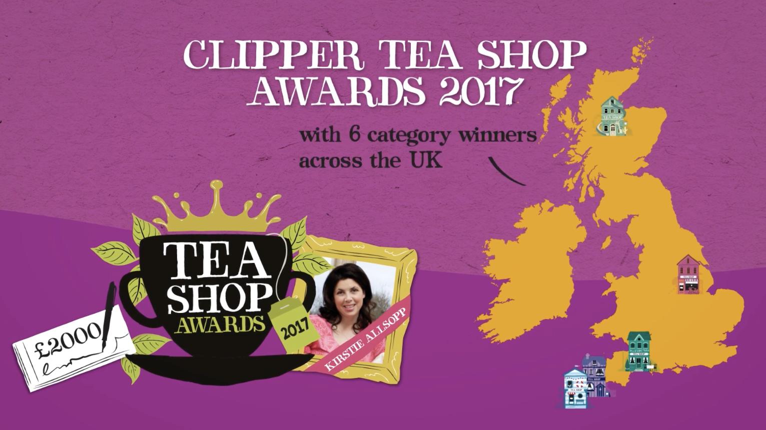 Clipper Tea Animation