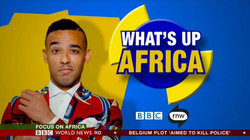 BBC's What's Up Africa