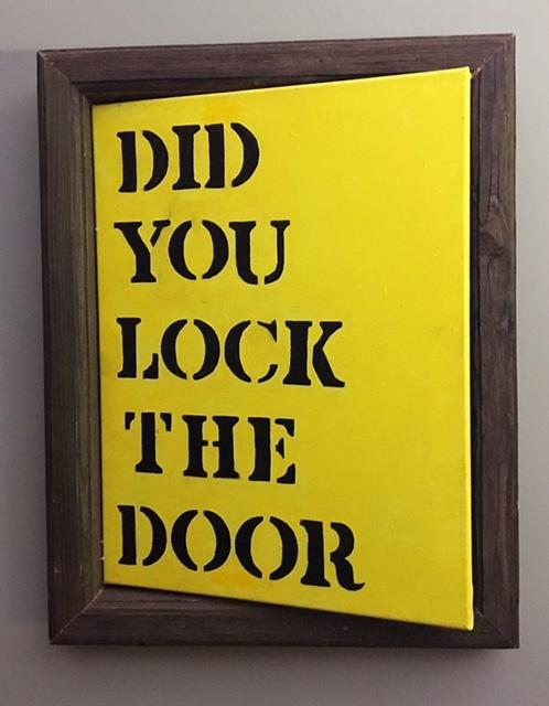 OCD - Door