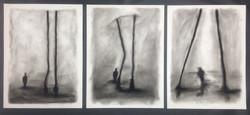 Lyrical Triptych (sketch)