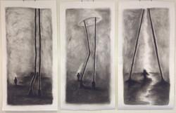 lyrical triptych