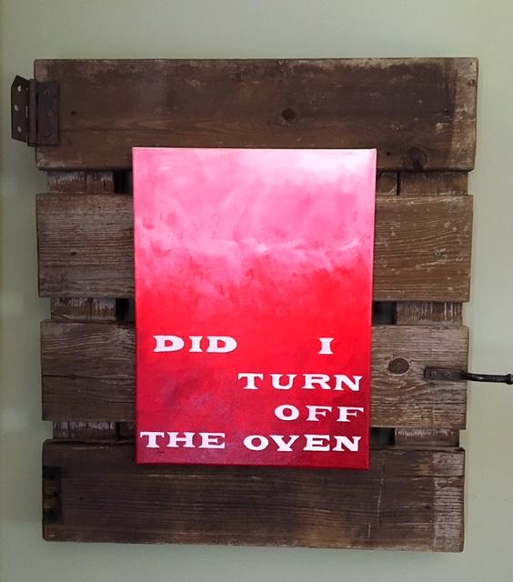 OCD - Oven