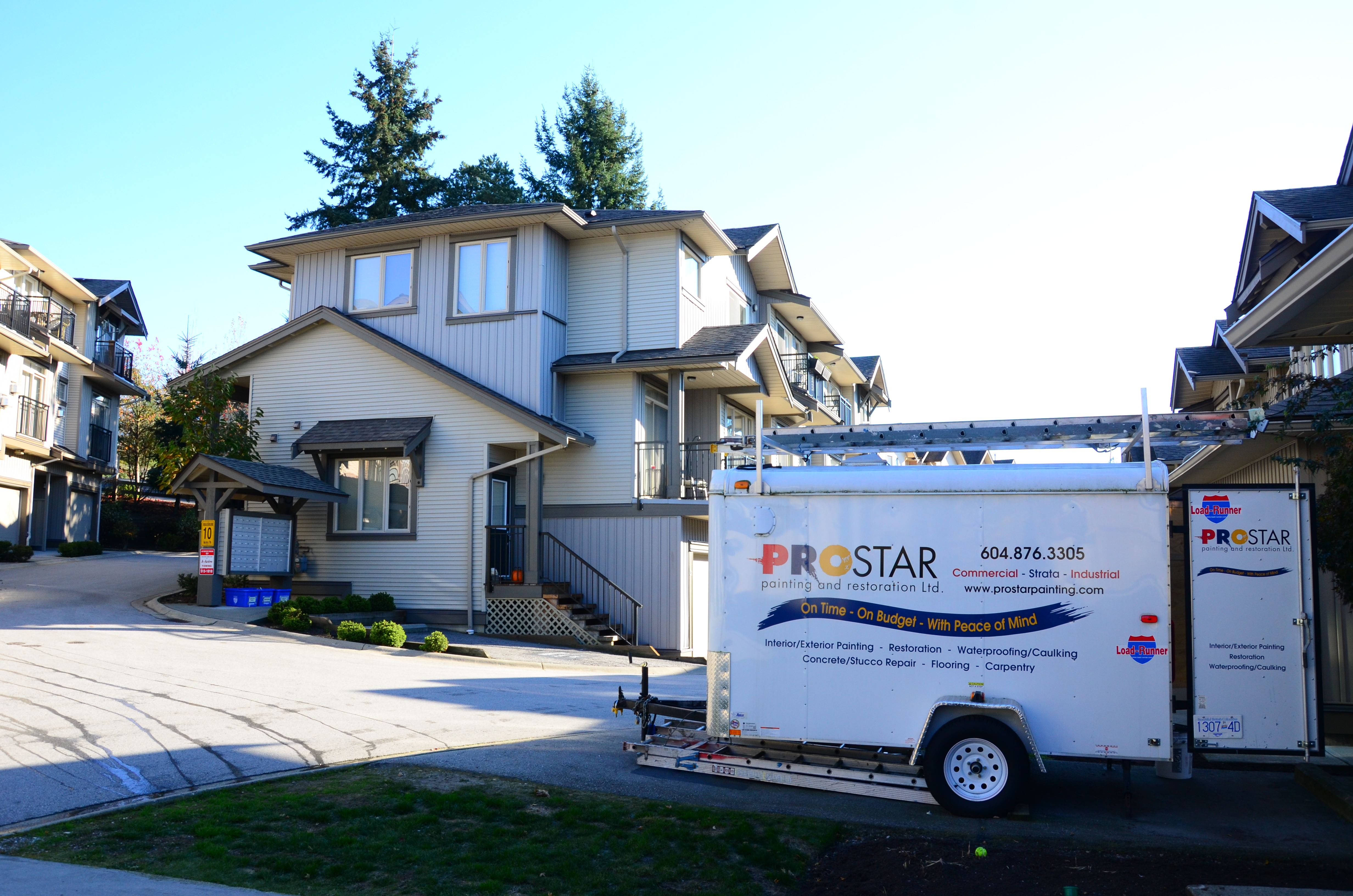 Prostar Contracting Home