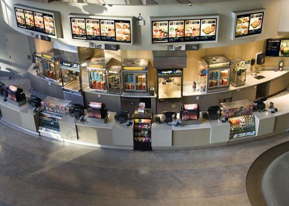 Cineplex Scotiabank Theatre