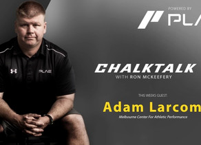 "IGCT Episode #186: Adam Larcom- ""The Mindset of The Individual Sport Athlete"""