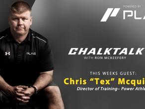 "IGCT Episode #299: Chris ""Tex"" McQuilkin ""Fundamentals of the Fundamentals"""