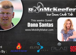 "IGCT Episode #171: Dana Santas - ""Be Your Authentic Self"""