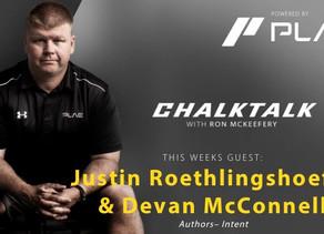 """IGCT Episode #239: Justin Roethlingshoefer & Devan McConnell - """"Intent"""""""