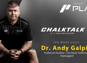 """IGCT Episode #222: Dr. Andy Galpin- """"Unplugged"""""""