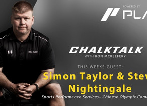 """IGCT Episode #279: Simon Taylor & Steve Nightingale """"Smile In The Face of Adversity"""""""