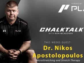 "IGCT Episode #260: Dr. Nikos Apostolopoulos ""Less is More - microStretching"""